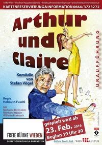 Arthur und Claire@Freie Bühne Wieden