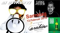 DJ Ostkurve und Patrick Metzker LIVE@Tanzstadl Arabia