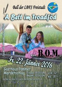 Ball der LBFS Freistadt -