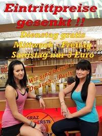 GESENKTE EINTRITTSPREISE@1 EURO BAR