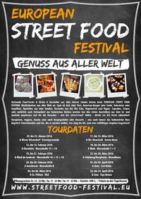 European Street Food Festival@Arena Nova