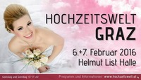 HOCHZEITSWELT@Helmut-List-Halle