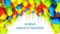 MARKUS GEBURTSTAGSFEIER@Inside Bar