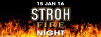 STROH FIRE NIGHT@Harakiri Bar