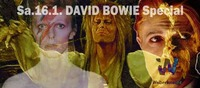 DAVID BOWIE Special@Weberknecht