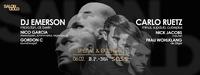 Salon Gold Extended I DJ EMERSON (clr) & CARLO RUETZ (minus)@SASS