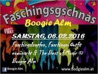 Faschingsgschnas@Boogie Alm