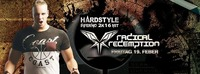 Hardstyle Inferno 2k16 mit Radical Redemtion@Disco P2