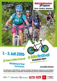 e:bikefestival Kitzbüheler Alpen@Fleckalmbahn Kirchberg