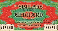 Gerhard // The Similars // Grav.Takt im Smaragd@Smaragd