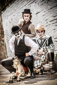THE TIGER LILLIES (UK)@Cselley Mühle