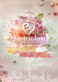 Electric Love Festival 2016 - Warm Up Party@Salzburgring