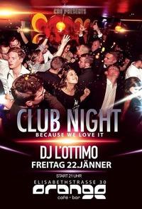 Club Night@Orange