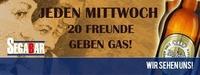 20 Freunde geben Gas!@Segabar Lederergasse