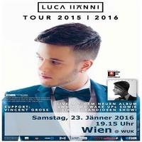 Luca Hänni Tour@WUK