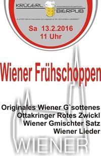 Wiener Frühschoppen@Bierpub Krügerl