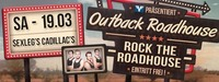 LIVE - Rock The Roadhouse // SEXLEG'S CADILLAC'S@Outback Roadhouse