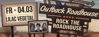 LIVE - Rock The Roadhouse // LILAC VEGETAL@Outback Roadhouse