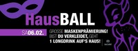 Hausball@BAMBI Diele