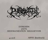 Durkheim live@Abyss Bar