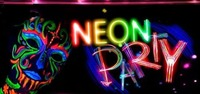 Neon Party                                              Music by Dj Voltaic@Kuhstall