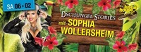 Dschungel Stories mit SOPHIA WOLLERSHEIM@Lusthouse