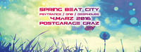 SPRING BEAT CITY@Postgarage