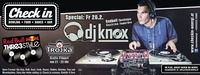 DJ Knox Redbull Thre3style Austrian Finalist Special@Check in