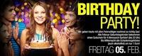 Birthday Party@Almrausch Weiz