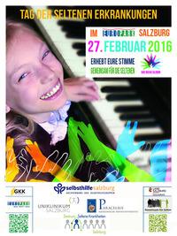 Erhebt eure Stimme Gemeinsam für die Seltenen@Europark Salzburg