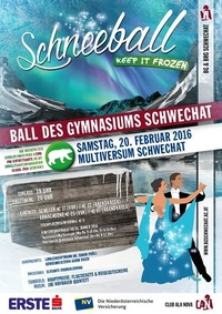 Schneeball - Keep it frozen (Ball des BG/BRG Schwechat)@Multiversum
