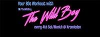 YOUR 80s WORKOUT WITH DIETER MIT PLATTEN & THE WILD BOY ★ Sa.27.02. ★ Kramladen@Kramladen