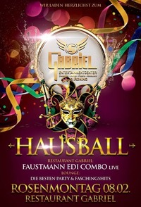 1. Hausball im Restaurant Gabriel@Gabriel Entertainment Center