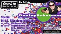 Faschings Marathon mit DJ im Check in@High 5