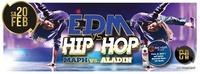 EDM vs HIP HOP@derHafen