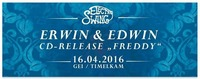 ♫ ELECTROSWING ♫: Erwin & Edwin Album Release pres. by RAW Eventmanagement@GEI Musikclub