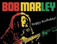 Happy Birthday Bob Marley!@Weberknecht