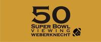 Super Bowl Viewing@Weberknecht