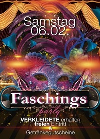 Faschings-Party@Spessart