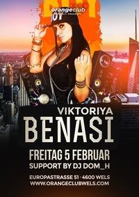 Viktoriya Benasi@Orange Club