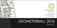 Geometerball 2016@Kurhaus Meran