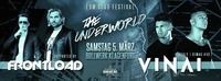 The Underworld with special guest VINAI, supported by Frontload@Bollwerk Klagenfurt
