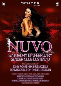 NUVO@Sender Clubhouse
