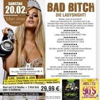 BAD BITCH - Die Ladysnight@Vulcano