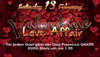 Valentine Love Affair@Strass Lounge Bar