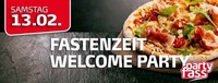 Fastenzeit Welcomepaty@Partyfass