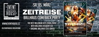 Zeitreise | Ballhaus Comeback Party@Eventhouse Freilassing