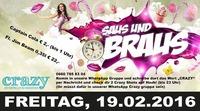 Saus und Braus@Crazy