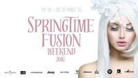 Springtime Fusion Weekend 2016@Nightzone Zillertal