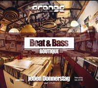 Beat & Bass Boutique@Orange